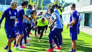 Máquina do Dragão já acelera: FC Porto arranca época 2020/21