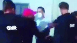 GNR dispara para o chão para acabar com festa ilegal em Almada