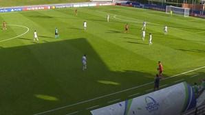 Real Madrid vence Benfica por três bolas a duas e é o vencedor da UEFA Youth League