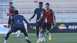 Benfica vence Belenenses SAD em jogo-treino no Seixal