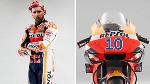 Honda brinca com saída provável de Messi do Barcelona e convida-o para correr no MotoGP