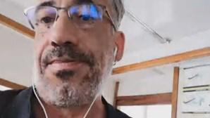 """""""A única coisa que eu quero é comer"""": pescador português está há 21 dias preso em barco no Peru"""