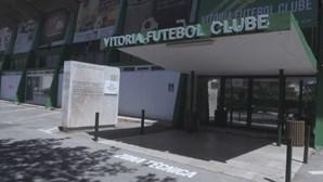 Sócios do Vitória de Setúbal decidem destituição da direção a 02 de dezembro