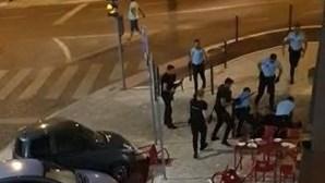Seis agentes da PSP filmados a agredir homem com violência após desacatos na Amadora