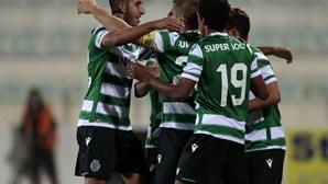 Pote entra e dá vitória ao Sporting frente ao Portimonense