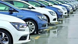 Franceses dominam top dos carros mais vendidos
