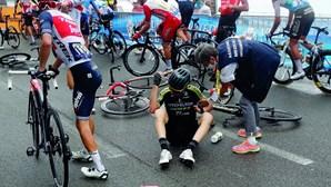 Kristoff ganha ao sprint na etapa inaugural da Volta a França