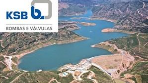 KSB fornece cerca de 200 bombas de água para Alqueva