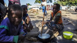 Campanha apoia educação de crianças moçambicanas deslocadas