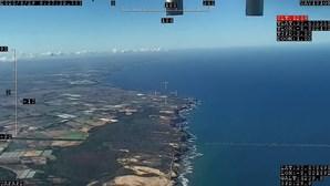 Força Aérea usa drones para detetar fogos em Beja