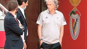 Luís Filipe Vieira vai dar mais craques a Jorge Jesus