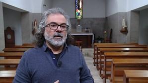 Albino Reis foi o primeiro padre infetado com Covid-19. Esteve em isolamento 31 dias, em Canelas.