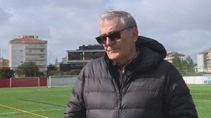 António Pereira, de 76 anos, acusou positivo depois de regressar de uma viagem a Israel.