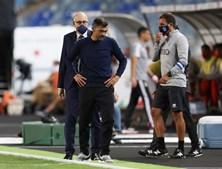 Sérgio Conceição perde a cabeça e acaba expulso após discussão com o árbitro