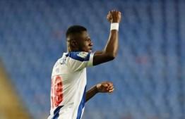 Mbemba festeja o golo do FC Porto na final da Taça de Portugal