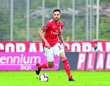 Jardel é um dos jogadores do Benfica que podem sair