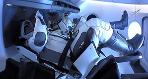 A história escrita no espaço: Missão da NASA e da SpaceX concluída com sucesso após regresso de astronautas à Terra