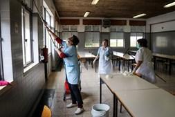 Pandemia de Covid-19 vai obrigar a mais trabalho de limpeza e desinfeção