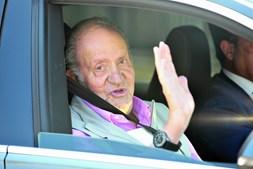 Juan Carlos I, rei emérito de Espanha