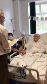 Homem com cancro terminal cumpriu último desejo e casou