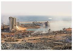 Há anos que os responsáveis do porto alertavam para o risco de explosão