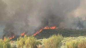 Incêndio em Sernancelhe