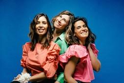 Joana Machado, Mariana Norton e Marta Hugon