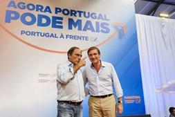 Coligação Portugal à Frente juntou PSD e CDS