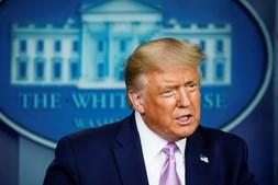 Donald Trump afirmou que a Oracle é uma 'excelente empresa' e que o presidente Larry Ellison é uma 'pessoa formidável'