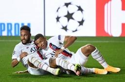 PSG carimba presença nas meias finais da Liga dos Campeões após derrotar Atalanta