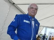 Morreu 'Nicha' Cabral, o primeiro português na Fórmula 1