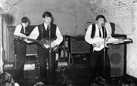 Cavern Club The Beatles 1962