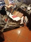 Parede de hotel cai em Évora e provoca pelo menos quatro feridos