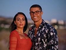 Georgina Rodríguez e Cristiano Ronaldo