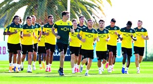Sporting continua a preparar a  nova época