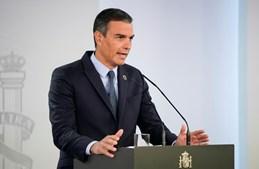 """Sánchez admitiu que a situação em Espanha é """"preocupante"""""""
