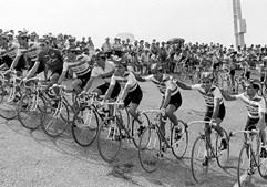 Sporting – a única equipa portuguesa que alinhou num Tour. Foi em 1984