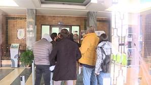 Cinco guardas prisionais foram detidos pela PJ em novembro do ano passado