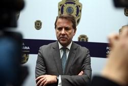 Luís Neves, diretor nacional da PJ
