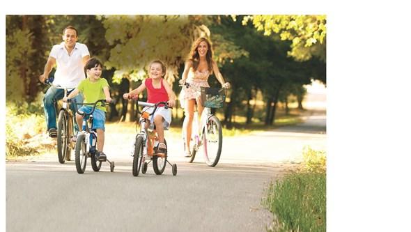 O exercício físico pode unir a família: conheça as atividades que todos podem praticar