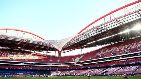 TAD suspende jogo de interdição do Estádio da Luz