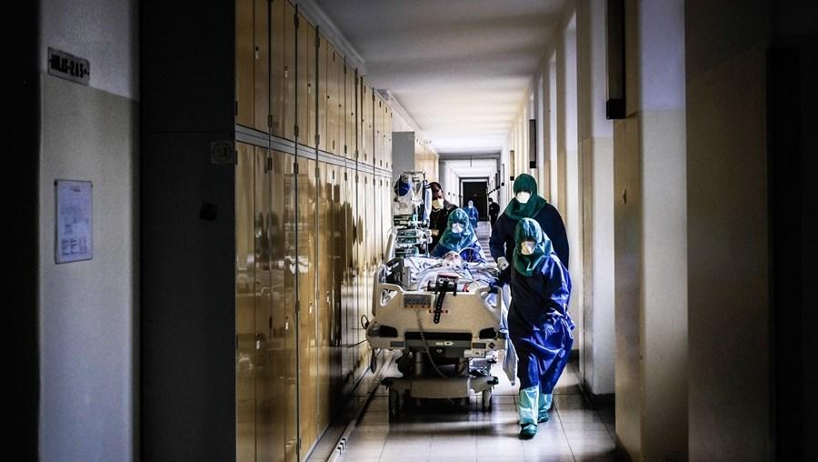 Portugal tem atualmente 12 790 casos ativos de Covid-19