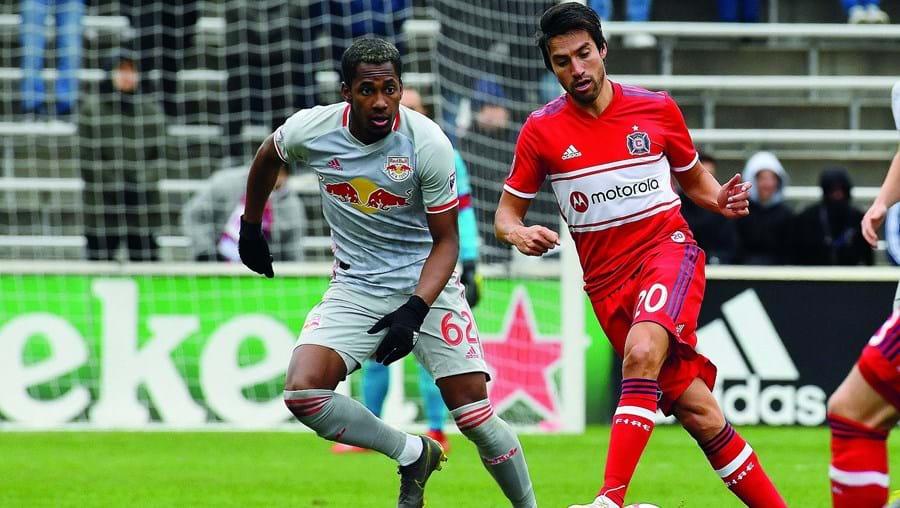 Gaitán,  na passagem  pelos EUA, vai voltar ao futebol português,  onde jogou  seis épocas