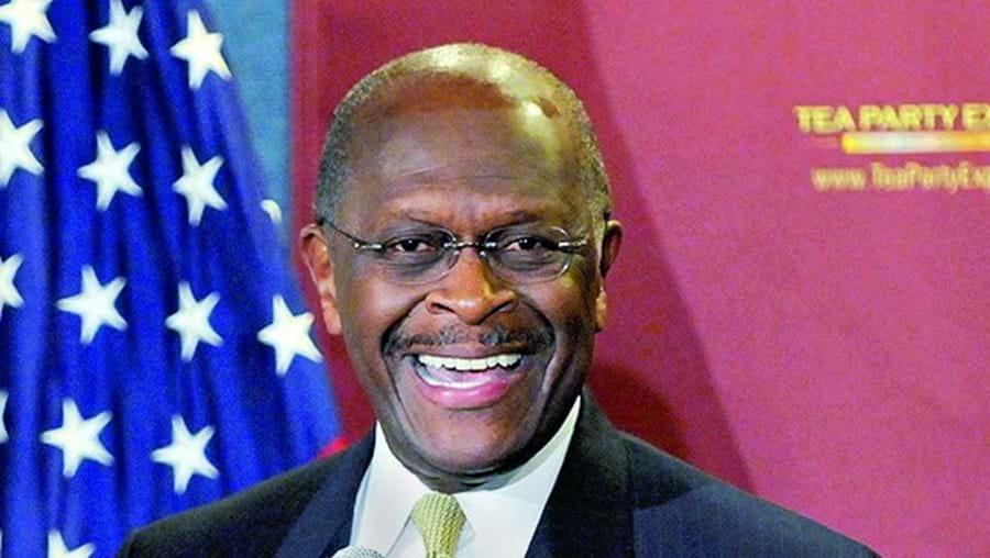 Herman Cain tinha 74 anos