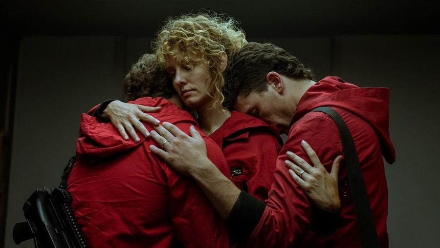 Quinta temporada marca a despedida de 'A Casa de Papel', a série que se tornou um fenómeno mundial