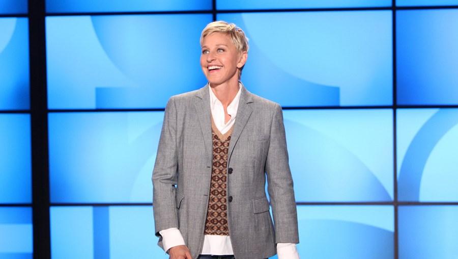 Estrela de Hollywood Ellen DeGeneres em queda após polémica