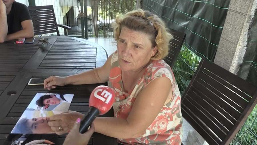 "Lúcia Barros está ""aliviada"""