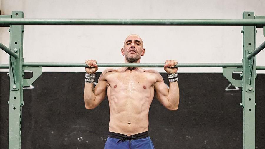 """Diogo Barbosa,  41 anos: """"Faço jejum  porque não tenho fome, não faço jejum obrigado"""""""