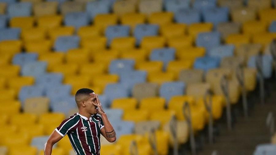 Gilberto é o novo reforço do Benfica