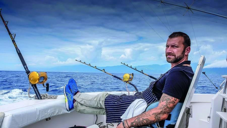 Ljubomir Stanisic tornou-se estrela da televisão com o programa 'Pesadelo na Cozinha', da TVI, aos domingos à noite